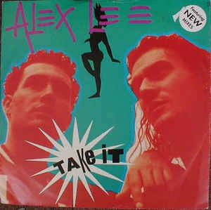 ALEX LEE - Take It