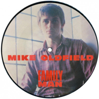 MIKE OLDFIELD - Family Man / Mount Teidi