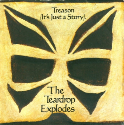 THE TEARDROP EXPLODES - Treason (It's Just A Story) (Remix) / Use Me