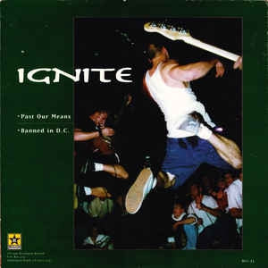 IGNITE / GOOD RIDDANCE - Ignite / Good Riddance