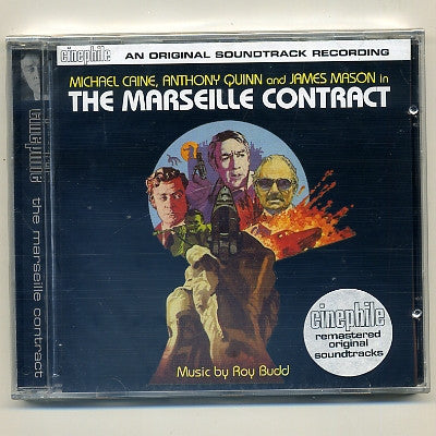 ROY BUDD - The Marseille Contract