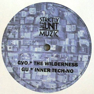 CVO / GU - The Wilderness / Inner Tech-no