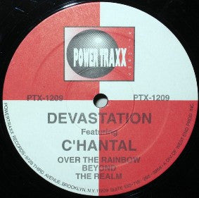 DEVASTATION FEATURING C'HANTAL - Over The Rainbow Beyond The Realm