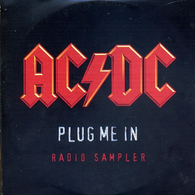 AC/DC - Plug Me In - Radio Sampler