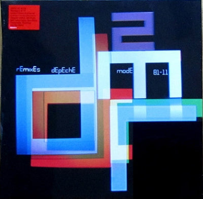 DEPECHE MODE - Remixes 2 81-11