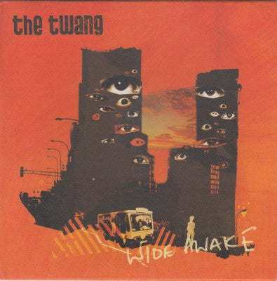THE TWANG - Wide Awake