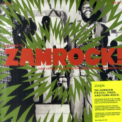VARIOUS - Welcome To Zamrock Vol. 2