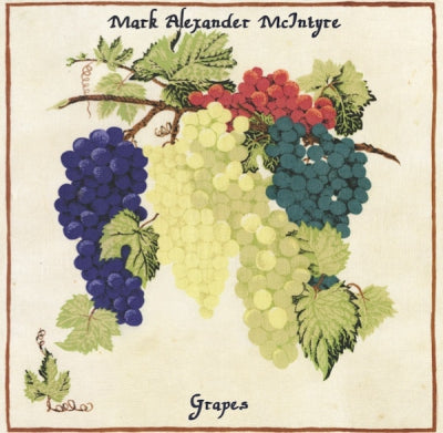 MARK ALEXANDER MCINTYRE - Grapes