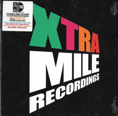 VARIOUS ARTISTS - Xtra Mile Single Sessions