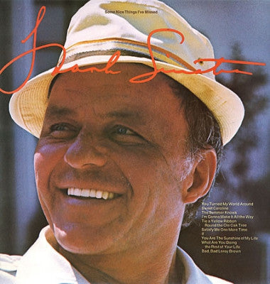 FRANK SINATRA - Some Nice Things I've Missed