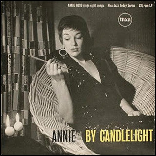 ANNIE ROSS WITH THE TONY CROMBIE 4-TET - Annie By Candlelight