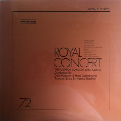 THE MUNICH CONCERT ORCHESTRA - Royal Concert