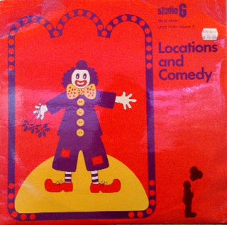HARVEY RICHARDS / CLIFF JOHNS / JOHNNY HAWKSWORTH / JOHNNY PEARSON - Locations And Comedy - Volume 1