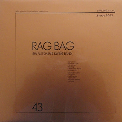 SIR FLETCHER'S SWING BAND - Rag Bag
