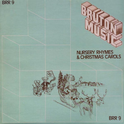 NEIL RICHARDSON / LESLIE PEARSON - Nursery Rhymes & Christmas Carols