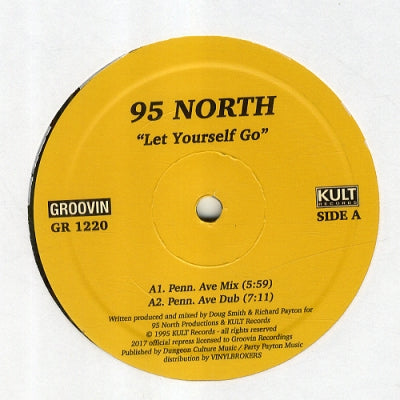 95 NORTH - Let Yourself Go