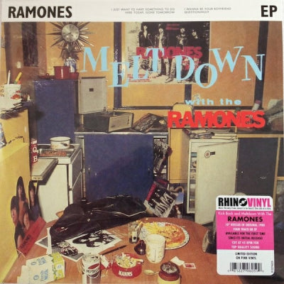 RAMONES - Meltdown With The Ramones