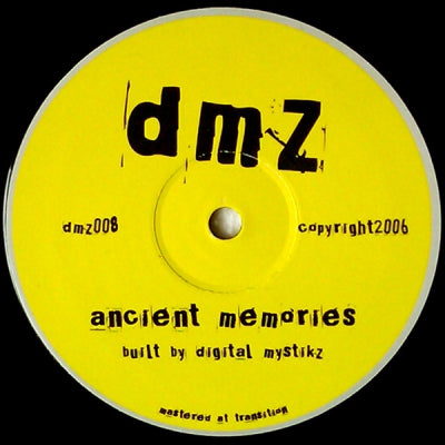 DIGITAL MYSTIKZ - Ancient Memories