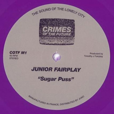 JUNIOR FAIRPLAY - Sugar Puss