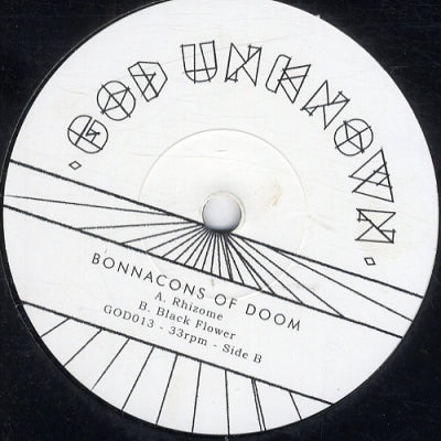 BONNACONS OF DOOM - Rhizome / Black Flowers