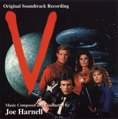 JOE HARNELL - V (Original Soundtrack Recording)