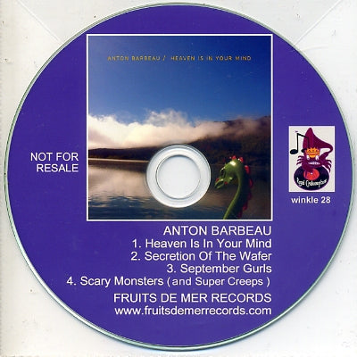 ANTON BARBEAU - Heaven Is In Your Mind