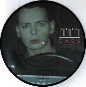 GARY NUMAN - Cars / Are Friend's Electric