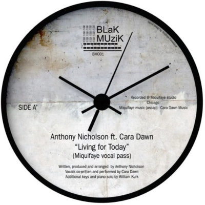 ANTHONY NICHOLSON FT. CARA DAWN - Living For Today