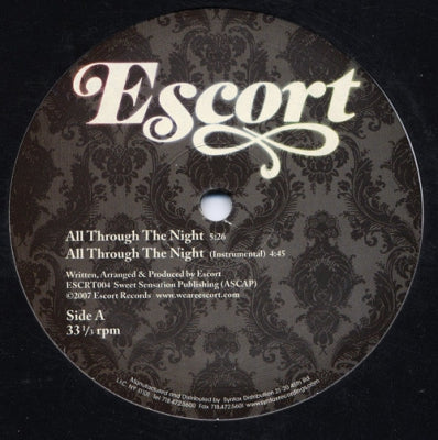 ESCORT - All Through The Night