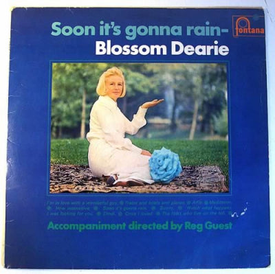 BLOSSOM DEARIE - Soon It's Gonna Rain