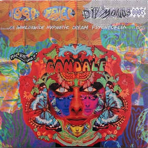 VARIOUS - 1960s Fever Diamonds 0005 (01 Worldswide Hypnotic Dream Psychedelia Vol. 005)