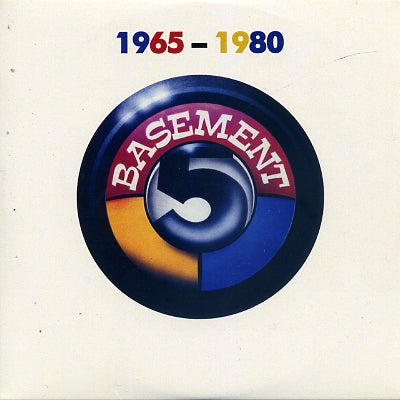 BASEMENT 5 - 1965-1980 / In Dub