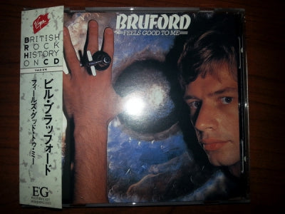 BRUFORD - Feels Good To Me