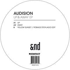AUDISION - Up & Away EP
