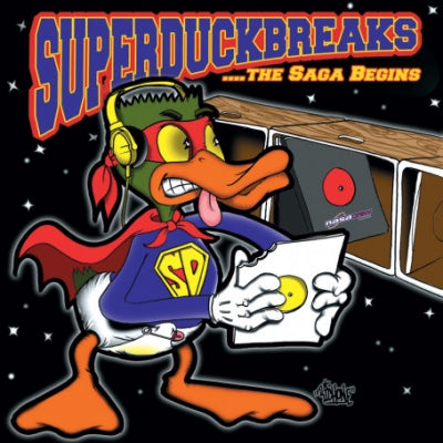 THE TURNTABLIST (DJ BABU) - Super Duck Breaks ...The Saga Begins