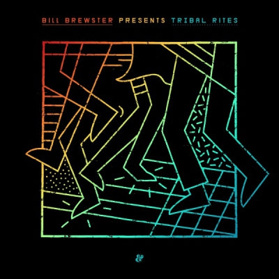 VARIOUS - Bill Brewster presents Tribal Rites Part 1 Rarities