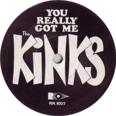 THE KINKS - You Really Got Me / All Day And All Of The Night