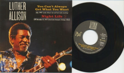 LUTHER ALLISON - You Can't Always