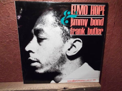 ELMO HOPE - With Frank Butler And Jimmy Bond