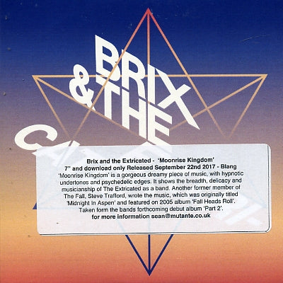 BRIX & THE EXTRICATED - Moonrise Kingdom