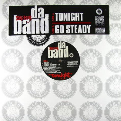 DA BAND - Tonight / Go Steady