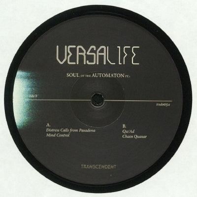 VERSALIFE - Soul Of The Automaton Pt.1