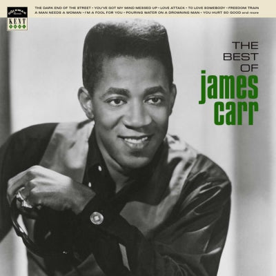JAMES CARR - The Best Of James Carr