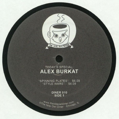 ALEX BURKAT - Last Days Of Flatbush