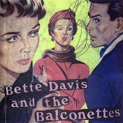 BETTE DAVIS & THE BALCONETTES - Paul Power T-Shirt
