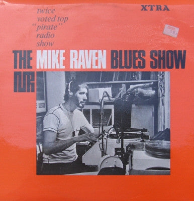 MIKE RAVEN - The Mike Raven Blues Show