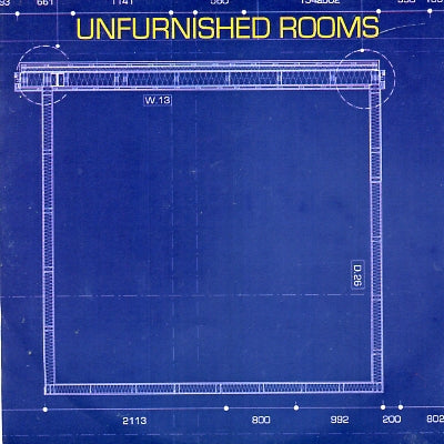 BLANCMANGE - Unfurnished Rooms