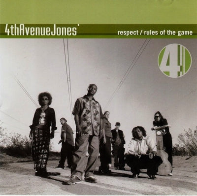 4TH AVENUE JONES - R.E.S.P.E.C.T. / Rules Of The Game