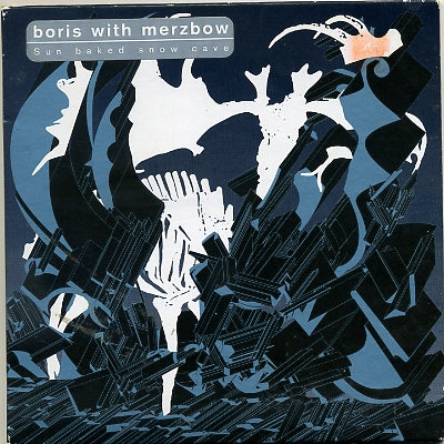BORIS WITH MERZBOW - Sun Baked Snow Cave
