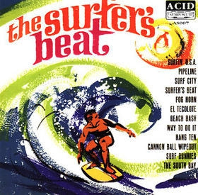 CALVIN COOL & THE SURF KNOBS - The Surfer's Beat